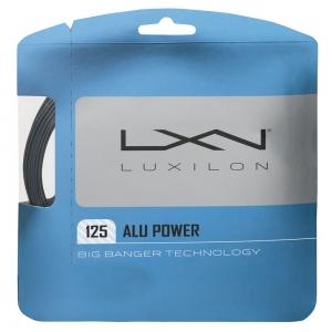 Monofilament String Luxilon BB Alu Power 1.25 12 m Set  Silver WRZ995100SI