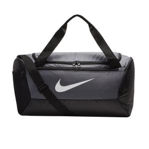 Bolsa Tenis Nike Nike Brasilia Small Bolso  Flint Grey/Black/White BA5957026