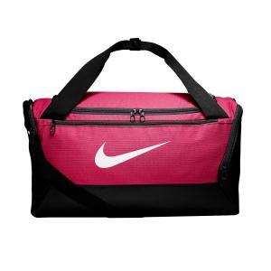 Nike Tennis Bag Nike Brasilia Small Duffle  Rush Pink/Black/White BA5957666