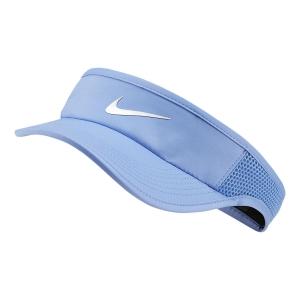 Gorras de Tenis Nike Aerobill Featherlight Visera  Royal Pulse 899656478