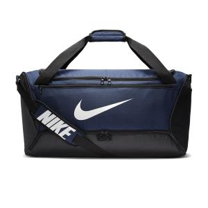 Bolsa Tenis Nike Nike Brasilia Medium Bolso  Midnight Navy/Black/White BA5955410