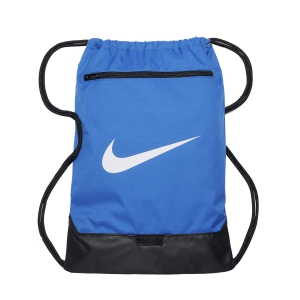 Nike Tennis Bag Nike Brasilia Sackpack  Game Royal/White BA5953480