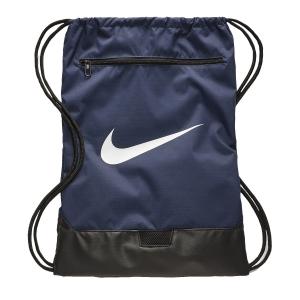 Nike Tennis Bag Nike Brasilia Sackpack  Midnight Navy/Black/White BA5953410