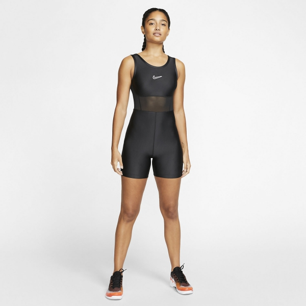 Nike Court Body Bodysuit - Black/Off Noir