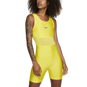 Vestido de Tenis Nike Court Body Traje  Opti Yellow/Off Noir BV1063731