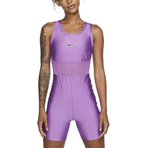 Vestido de Tenis Nike Court Body Traje  Purple Nebula/Off Noir BV1063532