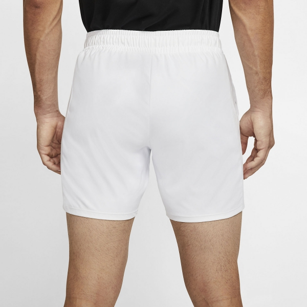 Nike Court Dri-FIT Rafa 7in Shorts - White/Gridiron