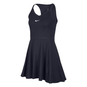 Vestido de Tenis Nike Court DriFIT Vestido  Obsidian/White AV0724451