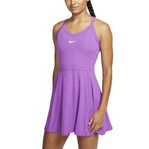 Tennis Dress Nike Court DriFIT Dress  Purple Nebula/White AV0724532