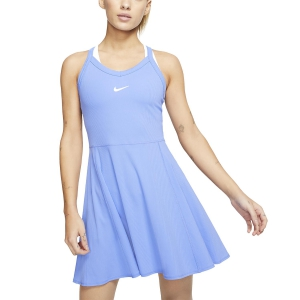 Vestito da Tennis Nike Court DriFIT Vestito  Royal Pulse/White AV0724478