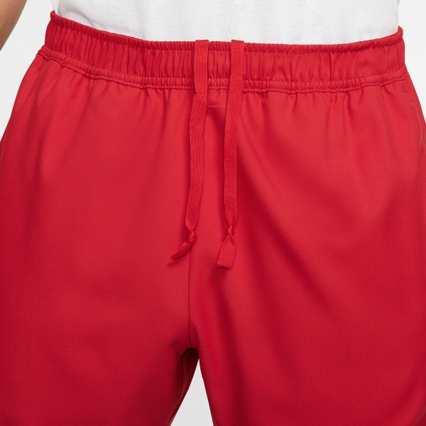 Nike Court Dry 7in Shorts - Gym Red/White