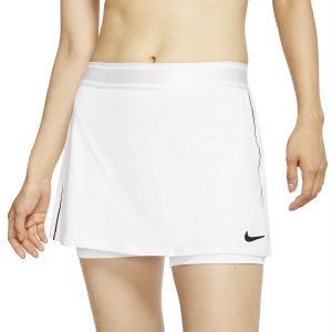 Skirts, Shorts & Skorts Nike Court Dry Skirt  White/Black 939320102