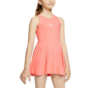 Tennis Dress Girl Nike Court Dry Dress Girl  Sunblush/White CJ0947655