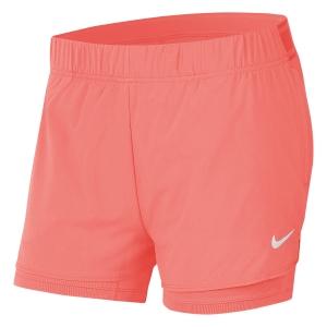 Skirts, Shorts & Skorts Nike Court Flex 2in Shorts  Sunblush/White 939312655