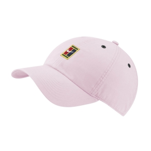Tennis Hats and Visors Nike Court Heritage 86 Cap  Pink Foam 852184663
