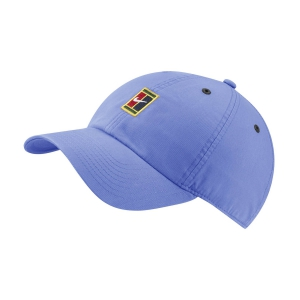 Tennis Hats and Visors Nike Court Heritage 86 Cap  Royal Pulse 852184478
