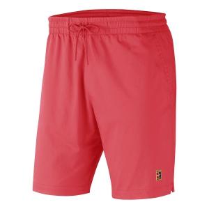 Pantalones Cortos Tenis Hombre Nike Court Heritage 7in Shorts  Ember Glow BV0762850