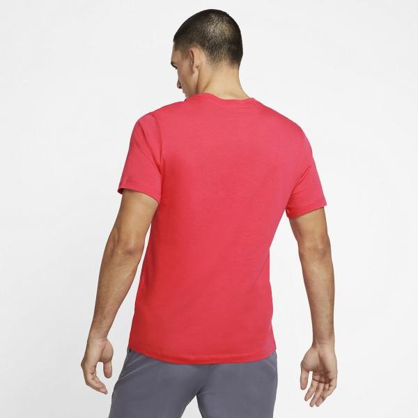 Nike Court T-Shirt - Ember Glow