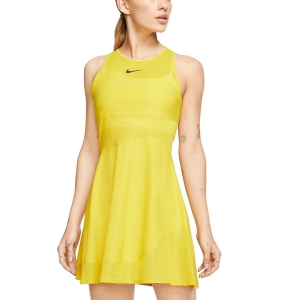 Tennis Dress Nike Court Maria Dress  Bright Citron/Gridiron BV1066733