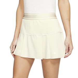 Gonne e Pantaloncini Tennis Nike Court Victory Gonna  Light Orewood Brown/White AT5724104