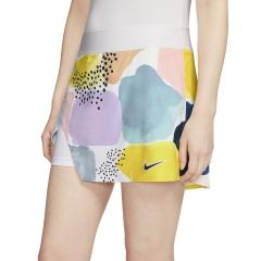 Nike Court Wrap Skirt - White/Black