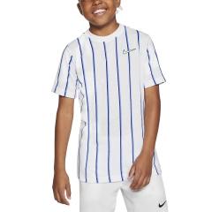 Nike Dri-FIT Team T-Shirt Boys - White