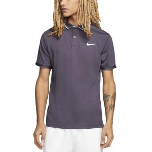Polo Tenis Hombre Nike Dry Team Polo  Gridiron/White 939137015
