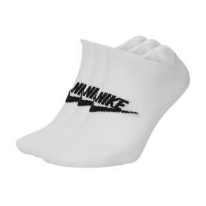 Calcetines de Tenis Nike Everyday Essential No Show x 3 Calcetines  White/Black SK0111100
