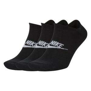 Tennis Socks Nike Everyday Essential No Show x 3 Socks  Black/White SK0111010