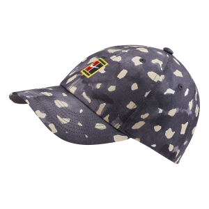 Tennis Hats and Visors Nike Heritage 86 Logo Cap  White CQ9331100