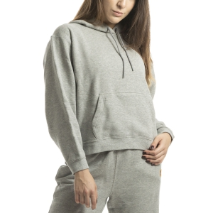 Women's Tennis Shirts and Hoodies Nike Heritage Hoodie  Dark Grey Heather AV0766063