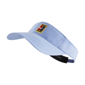 Tennis Hats and Visors Nike Heritage Logo Visor  Royal Pulse AQ8297478