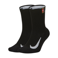 Nike Multiplier Cushioned x 2 Calze - Black
