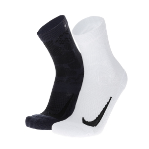Tennis Socks Nike Multiplier Max Print x 2 Socks  Multicolor SK0124912
