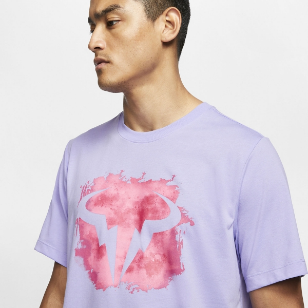 Nike Rafa T-Shirt - Purple Pulse
