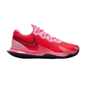 Women`s Tennis Shoes Nike Air Zoom Vapor Cage 4 Clay  Laser Crimson/Blackened Blue/Pink CD0432604
