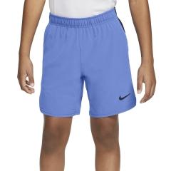 Nike Victory Flex Ace 6in Shorts Boy - Royal Pulse/Obsidian