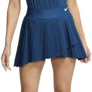 Skirts, Shorts & Skorts Nike Victory Pleated Skirt  Valerian Blue/White BV9231432