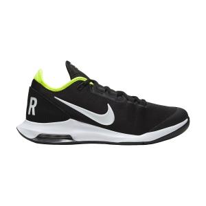 Men`s Tennis Shoes Nike Air Max Wildcard HC  Black/White/Volt AO7351007