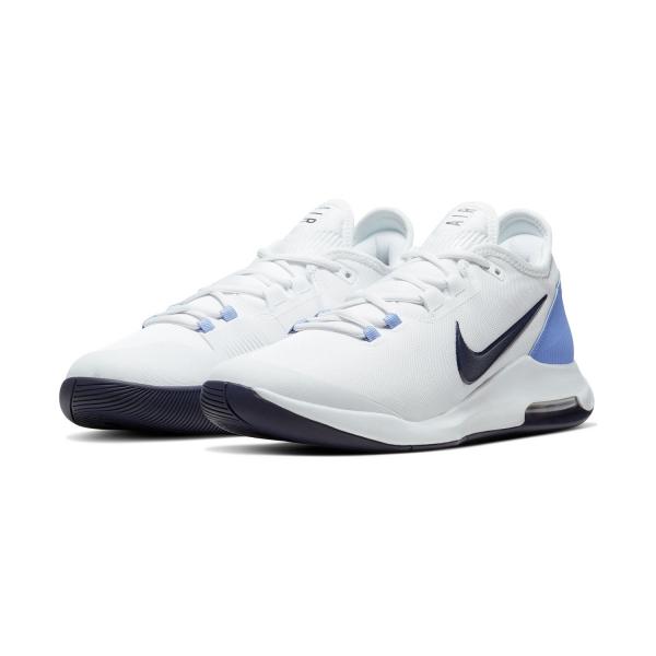 Nike Wildcard Hard Court Scarpe Tennis Uomo WhiteObsidian