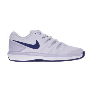 Calzado Tenis Mujer Nike Air Zoom Prestige Clay  Barely Grape/Regency Purple/Violet Mist AA8023503