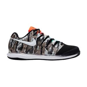 Men`s Tennis Shoes Nike Air Zoom Vapor X HC  Photon Dust/White/Hyper Crimson AA8030012