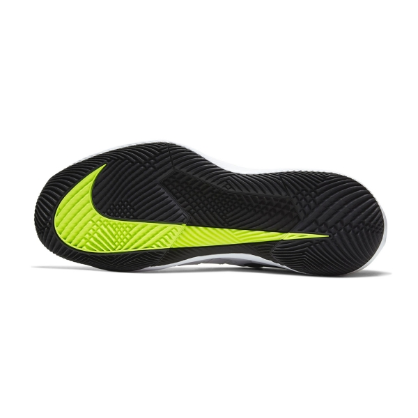 Nike Air Zoom Vapor X HC - White/Black/Volt