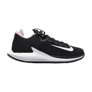 Women`s Tennis Shoes Nike Court Air Zoom Zero HC  Black/White/Pink Foam AA8022005