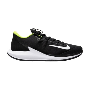 Men`s Tennis Shoes Nike Court Air Zoom Zero HC  Black/White/Volt AA8018007