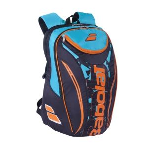 Padel Bags Babolat Club Backpack  Black/Blue 751193146