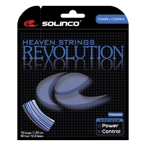 Monofilament String Solinco Revolution 1.30 Set 12 m  Blue 1920007