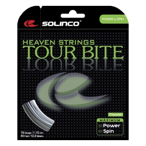 Monofilament String Solinco Tour Bite 1.15 Set 12 m  Grey 1920000