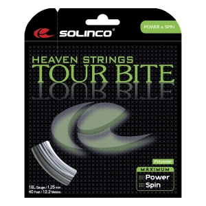 Monofilament String Solinco Tour Bite 1.25 Set 12 m  Grey 1920002