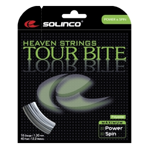 Monofilament String Solinco Tour Bite 1.30 Set 12 m  Grey 1920003